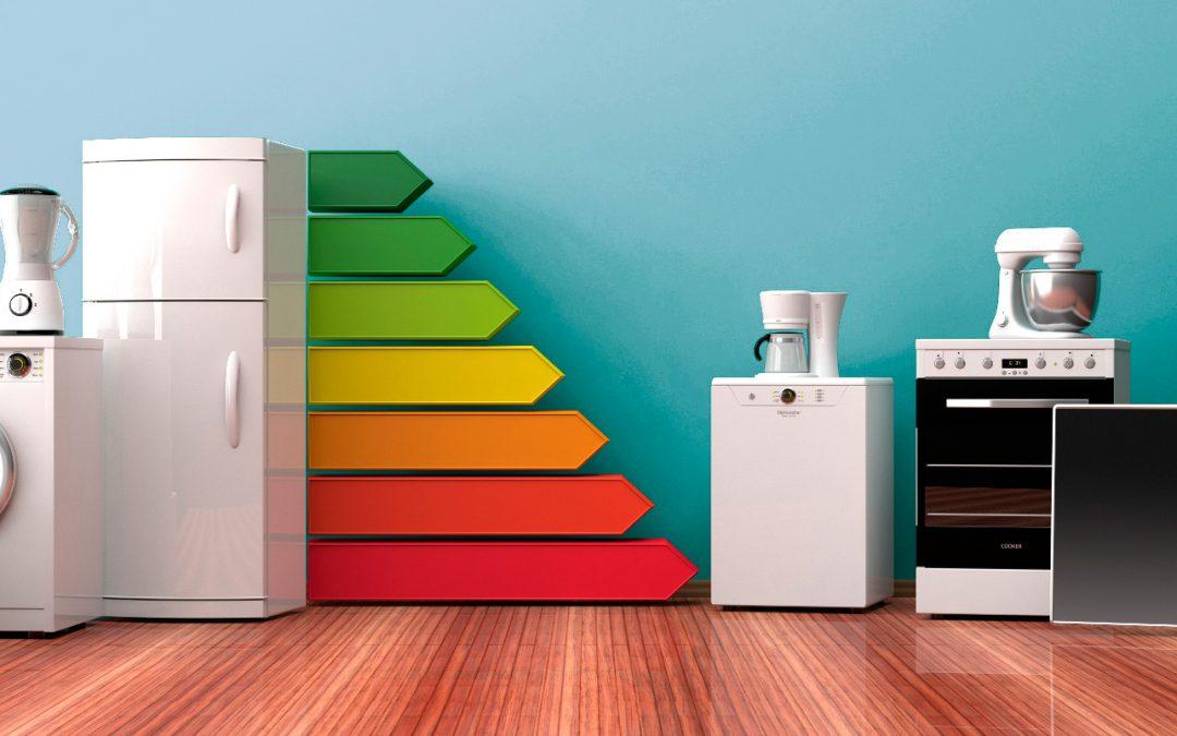 Eficiencia energética en los electrodomésticos